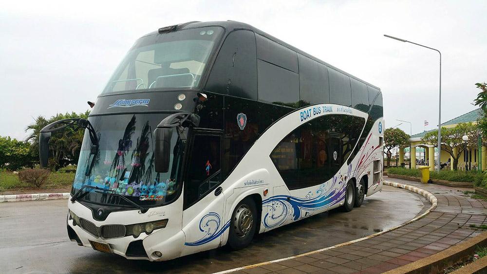 Bangkok Koh Tao by 12go Buses