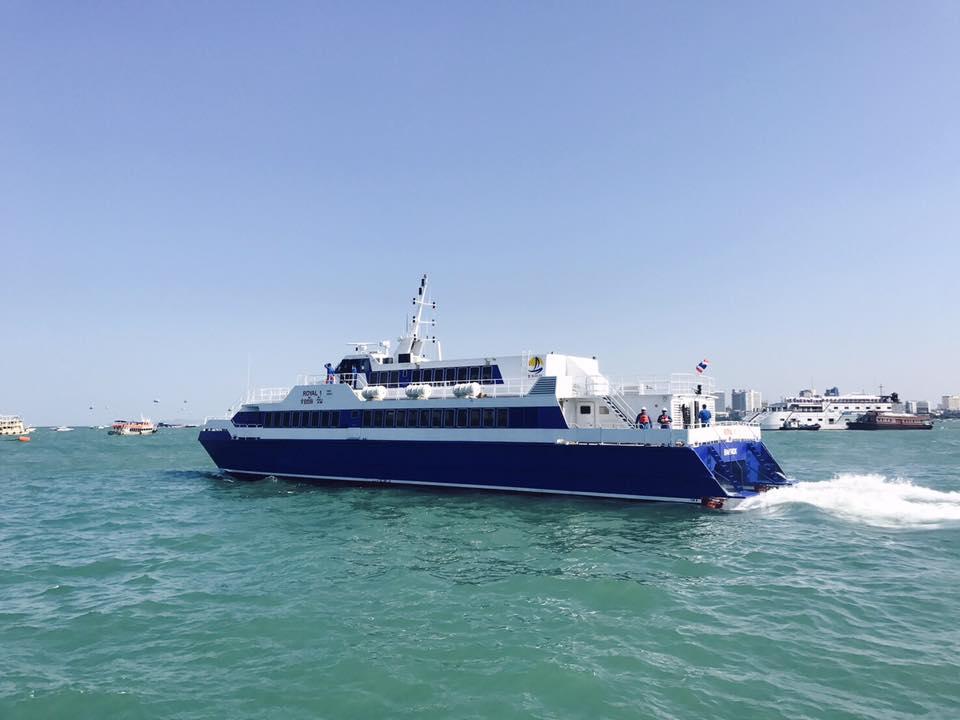 Pattaya Hua Hin Ferry