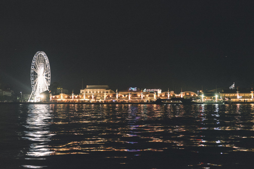 Asiatique - Bangkok Top Five Night Markets