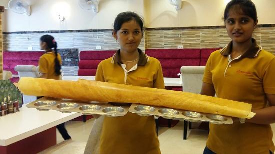 Madras Darbar - Vegetarain Restaurant