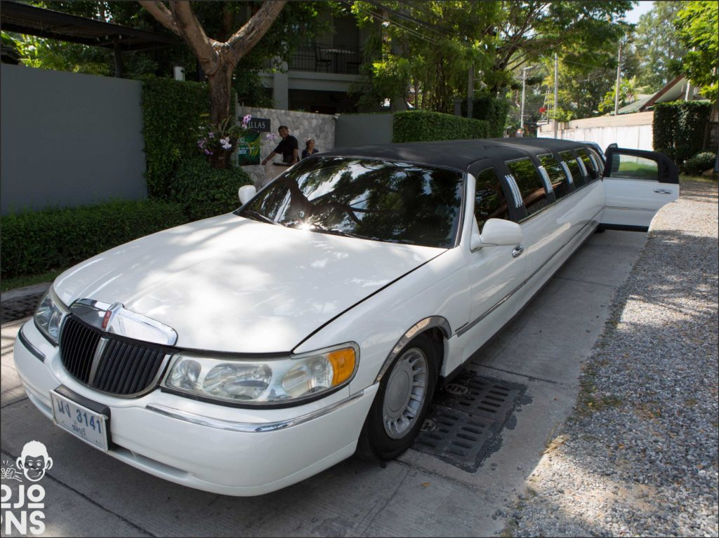 Limousine for Corporate Events